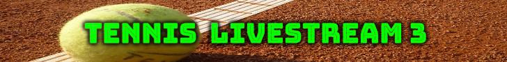 Tennis livestream 3