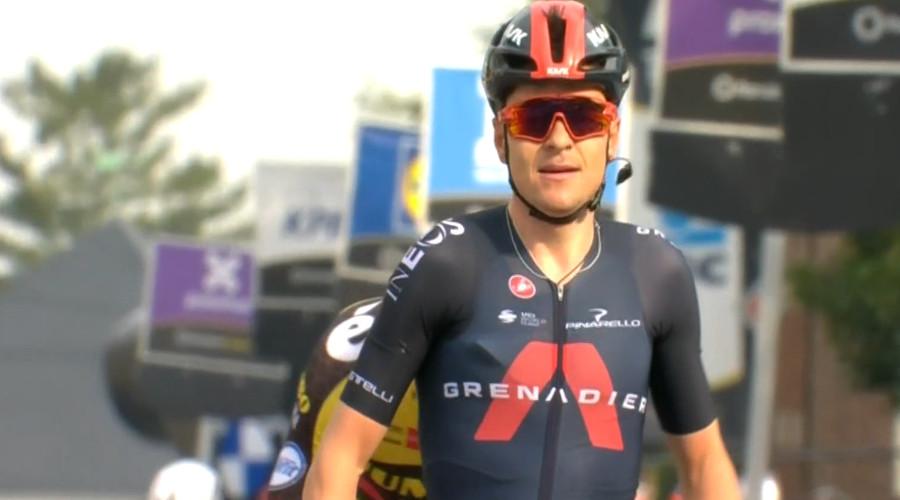 Thomas Pidcock wint Brabantse Pijl