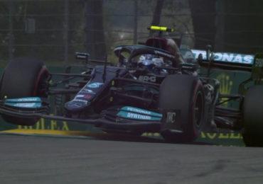 Bottas krijgt vijf plaatsen gridstraf voor veroorzaken crash