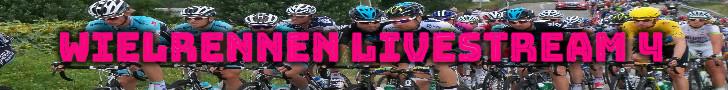 Wielrennen livestream 4