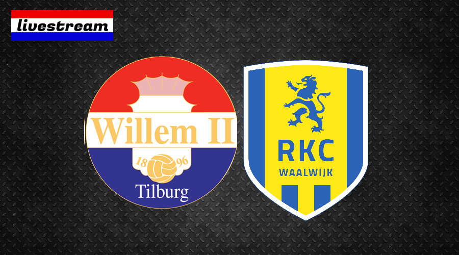 Willem II - RKC livestream