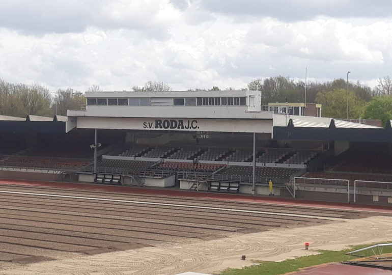 Nostalgie: Gemeentelijk Sportpark Kaalheide