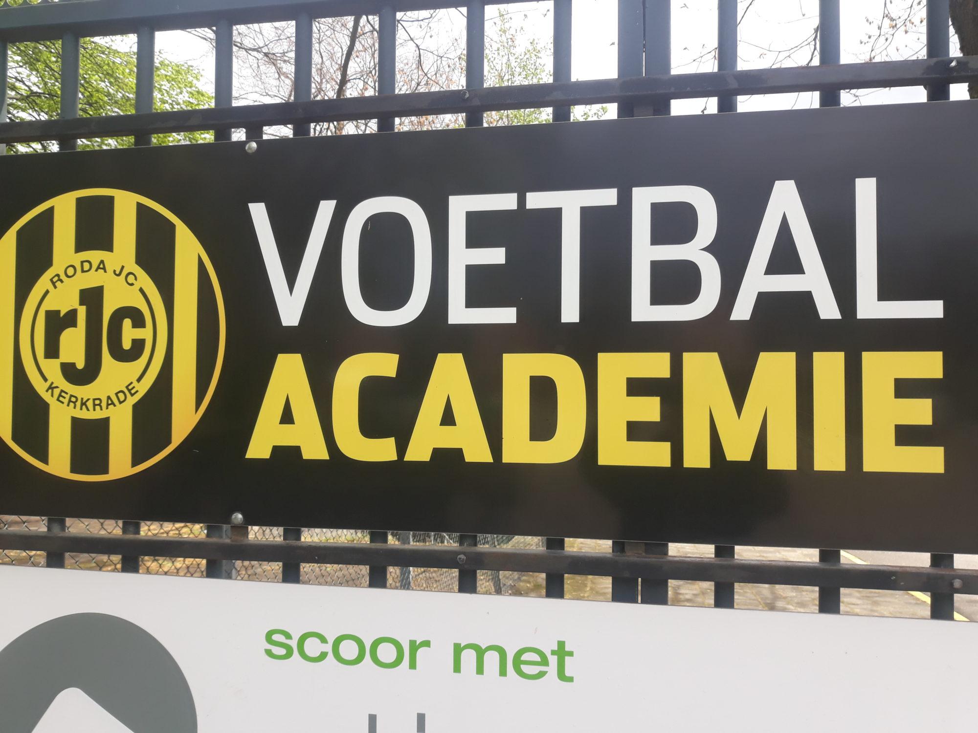 Roda JC blijft actief op Kaalheide