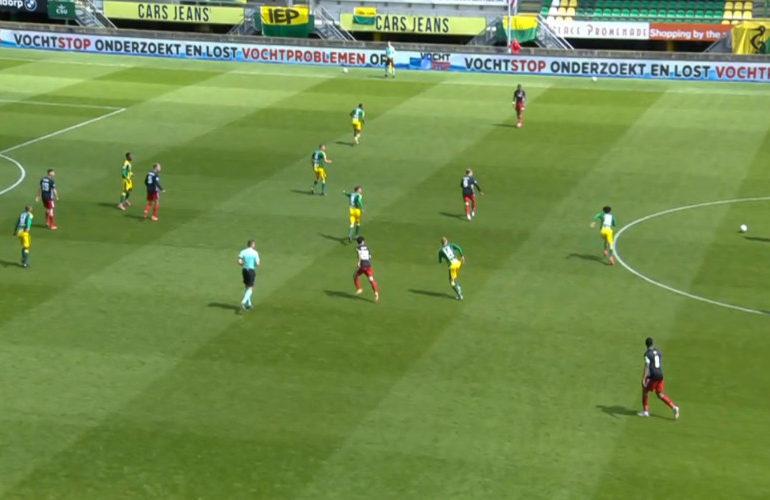 ADO heeft weer hoop na overwinning op Feyenoord