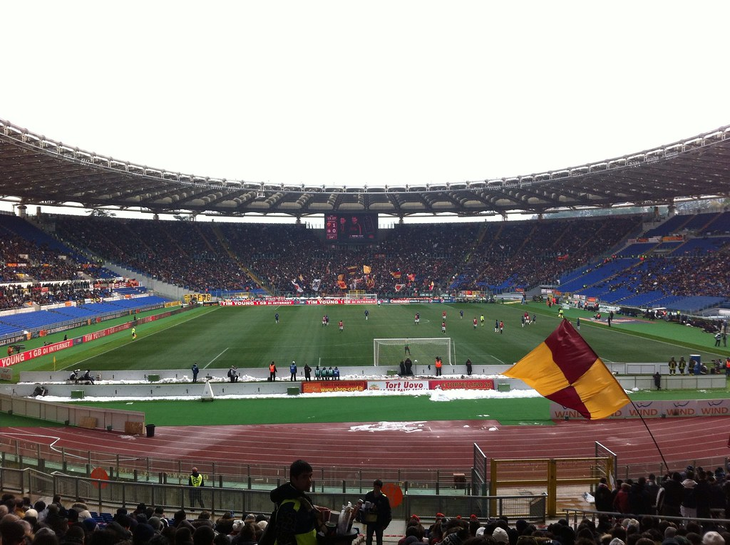 AS Roma - Manchester United Europa League live stream (Foto Flickr)