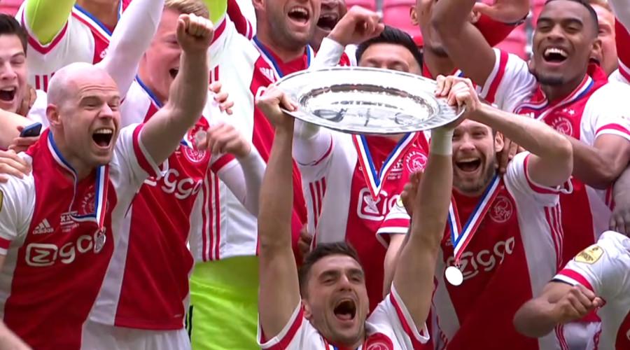 Ajax kampioen 2021