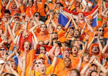 16.000 fans welkom tijdens EK voetbal in Amsterdam