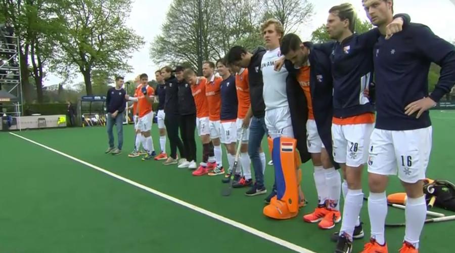 Bloemendaal kampioen van Nederland