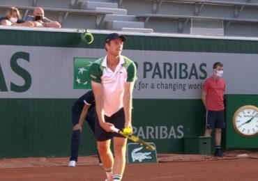 Van de Zandschulp uitgeschakeld op Roland Garros