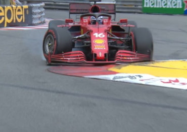 Leclerc lijkt gewoon vanaf pole te gaan starten
