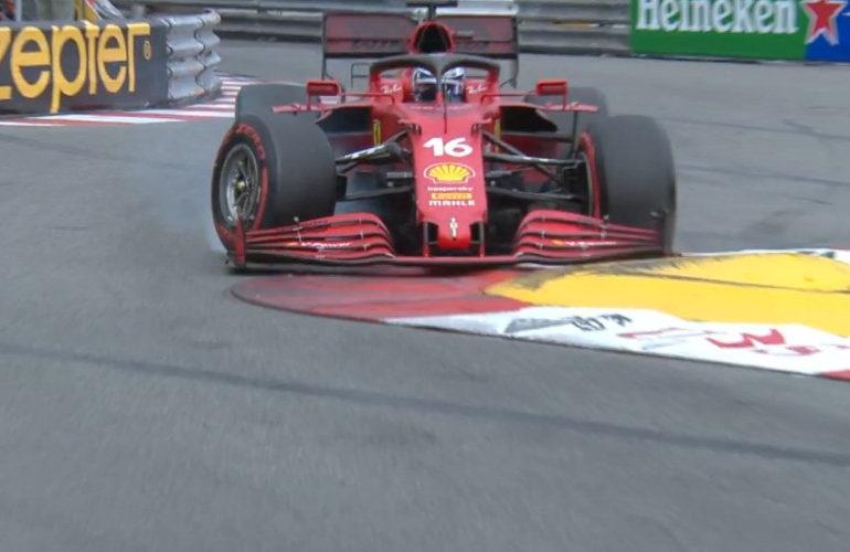 Verstappen start vanaf P2 in Monaco