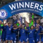 Chelsea winnaar Champions League
