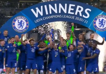 Havertz bezorgt Chelsea de Champions League
