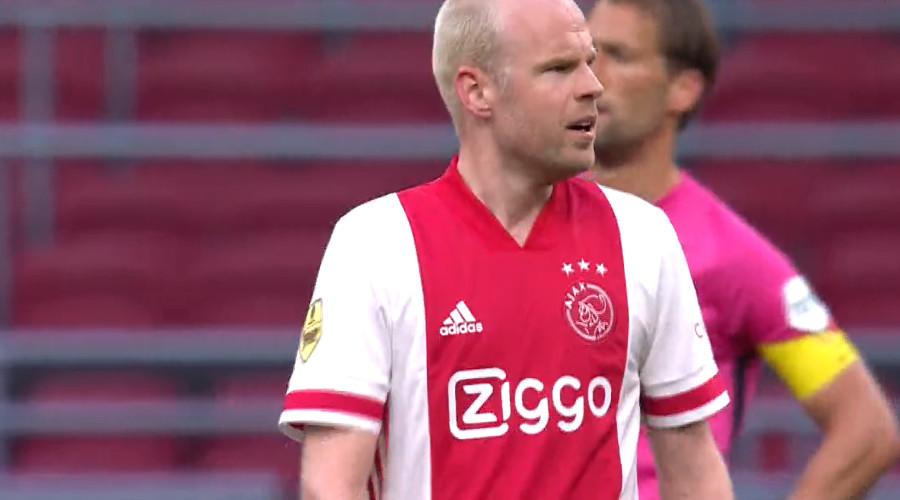 Davy Klaassen in de basis bij Ajax - FC Emmen