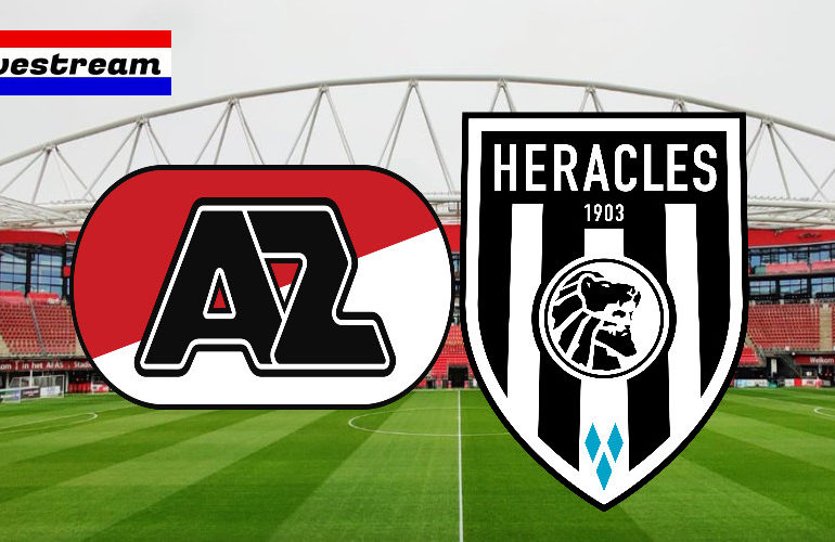 Eredivisie livestream AZ - Heracles