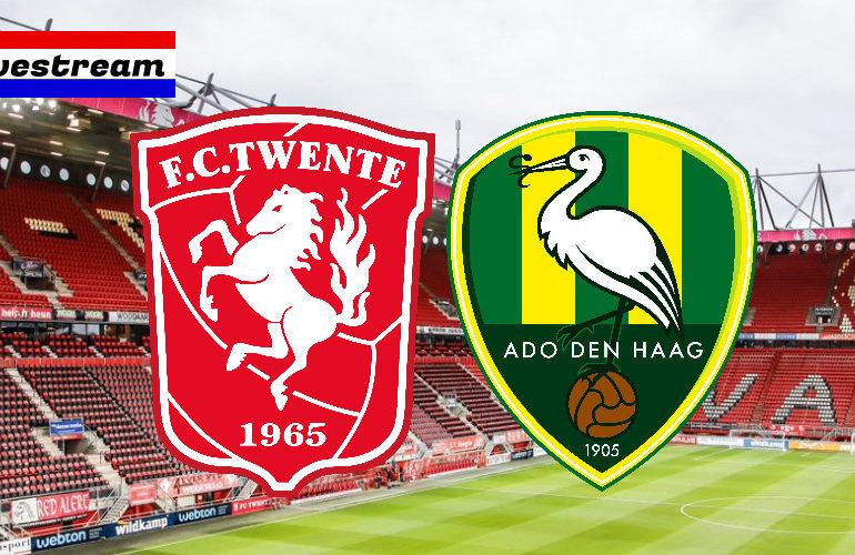 Eredivisie livestream FC Twente - ADO Den Haag