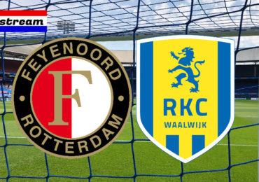 Eredivisie livestream Feyenoord - RKC