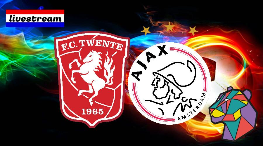 Eredivisie vrouwen livestream FC Twente - Ajax
