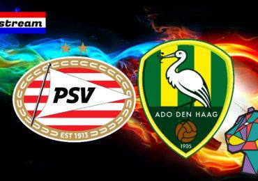 Eredivisie vrouwen livestream PSV - ADO Den Haag