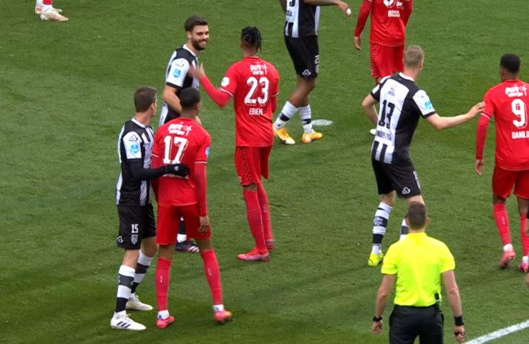 Heracles en Twente spelen gelijk