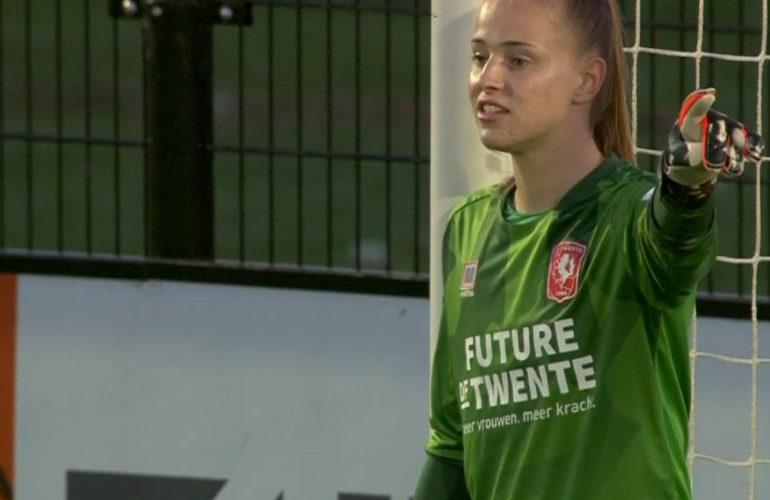 Ajax dames haken af in titelstrijd