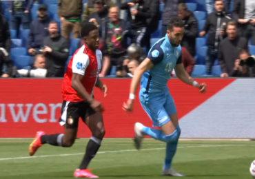 Feyenoord plaatst zich voor de Conference League