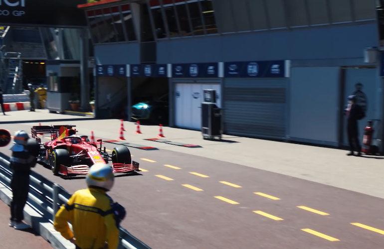 Samenvatting 1e en 2e vrije training GP Monaco