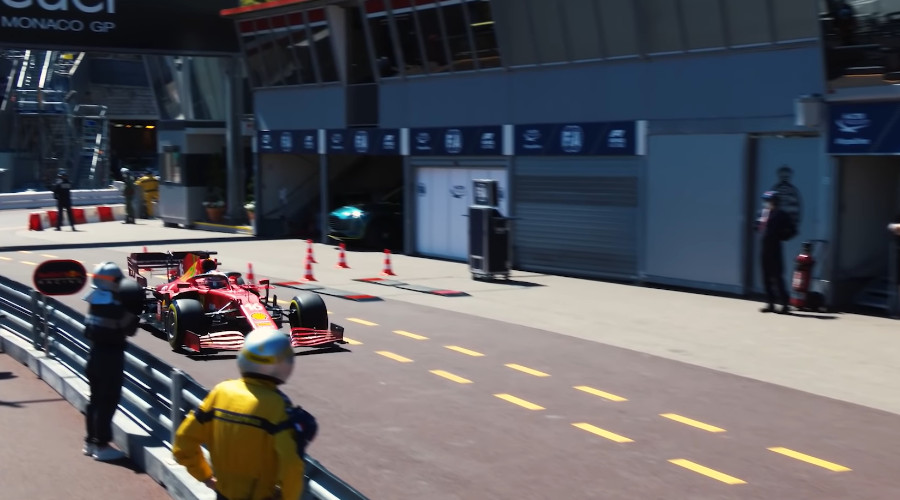 Formule 1 samenvatting GP Monaco