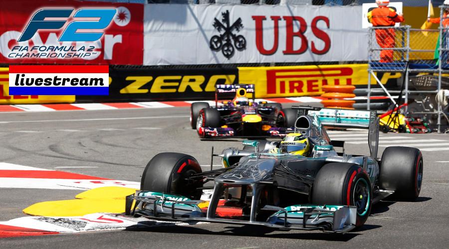 Formule 2 Monaco livestream (Foto Flickr)