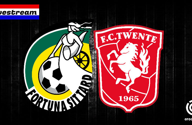 Fortuna Sittard - FC Twente live stream