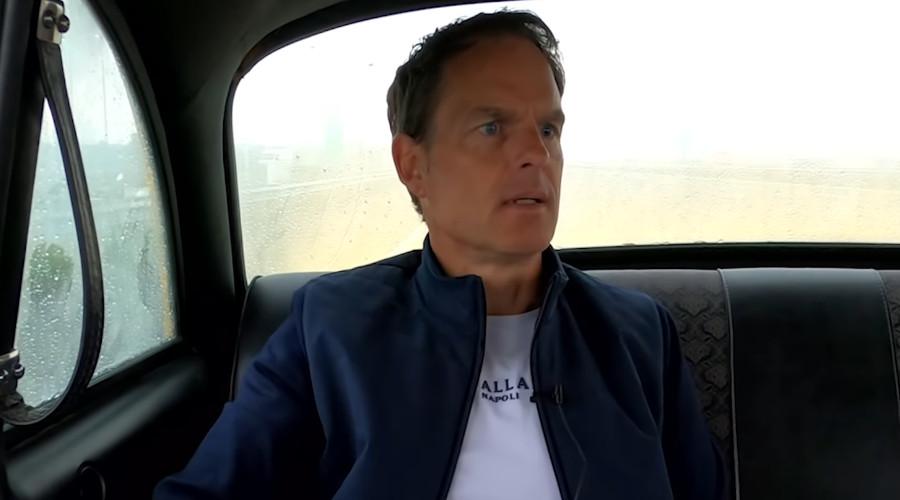 Frank de Boer (Screenshot Ons Oranje)