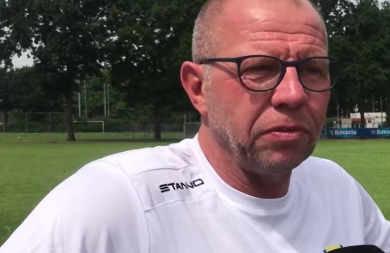 Fred Grim nieuwe trainer van Willem II