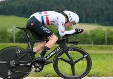 Thomas winnaar Ronde van Romandië