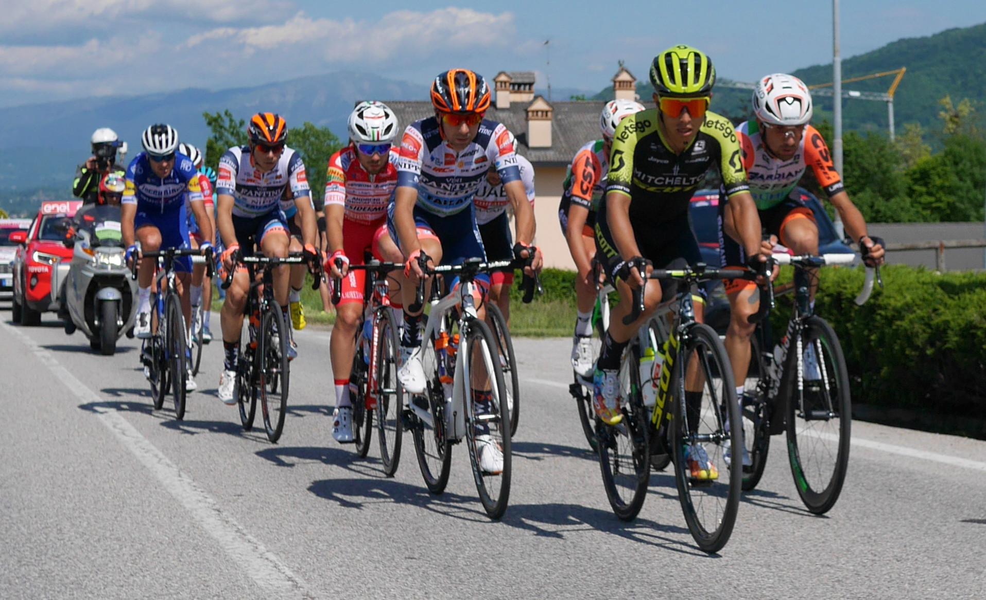 Giro d'Italia 2021 hoe laat op televisie te zien? (Foto Wikimedia Commons)