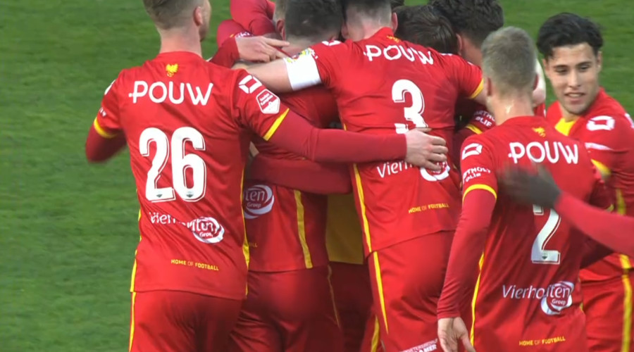 Go Ahead Eagles - Helmond Sport livestream