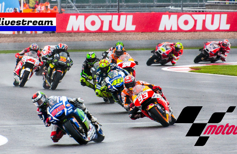Gratis MOTO GP live stream