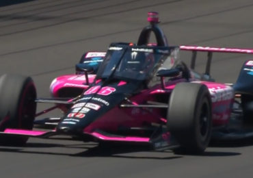 Hélio Castroneves wint Indianapolis 500