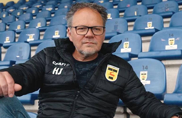 De Jong verlengt contract bij SC Cambuur