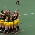 Hockeysters Den Bosch kampioen van Nederland