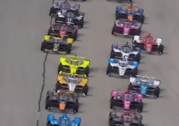 Rinus van Kalmthout wint Indianapolis