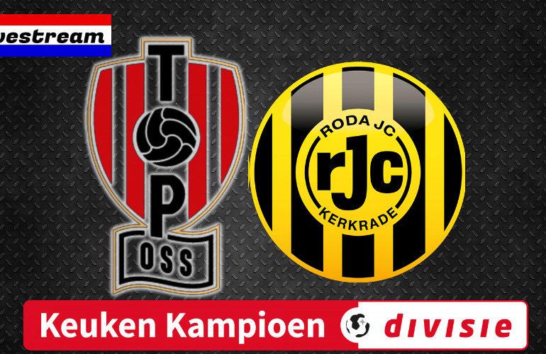 TOP Oss - Roda JC gratis KKD livestream