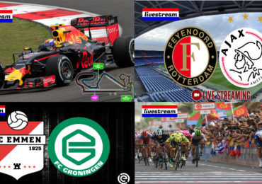 Kijk hier live Feyenoord - Ajax