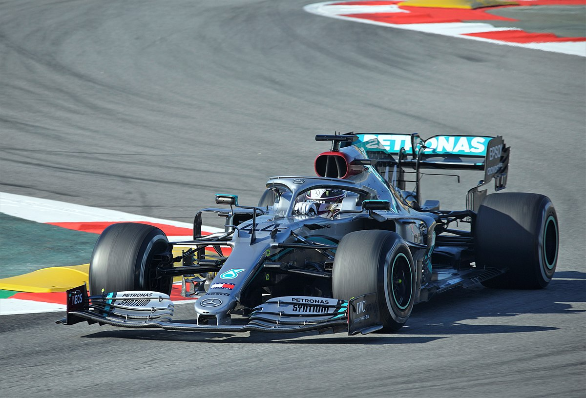 Kijk hier vandaag gratis Formule 1 via een live stream (Foto Wikimedia Commons)