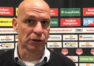 Klaas Wels nieuwe trainer MVV Maastricht