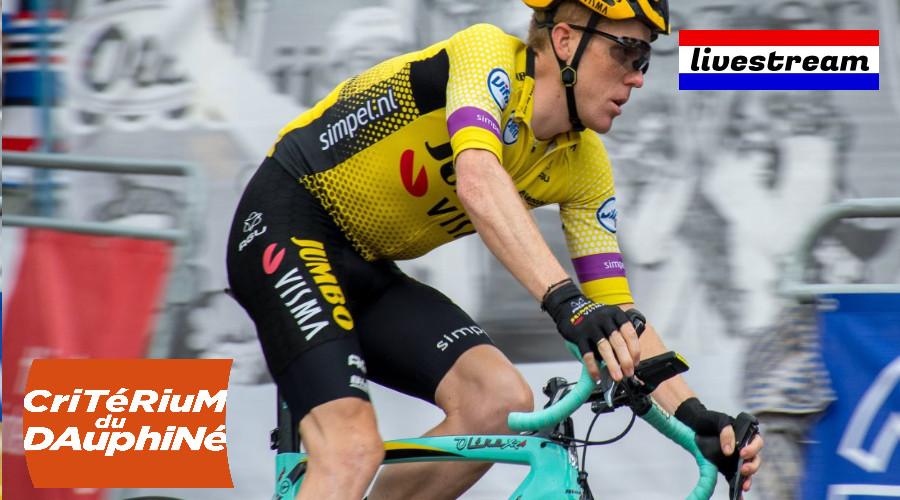 Live stream Critérium du Dauphiné 2021