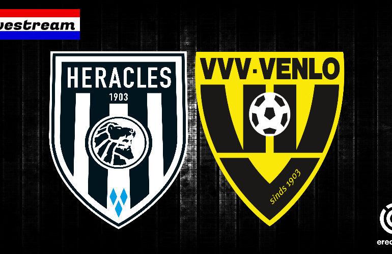 Live stream Heracles - VVV | Eredivisie LIVE