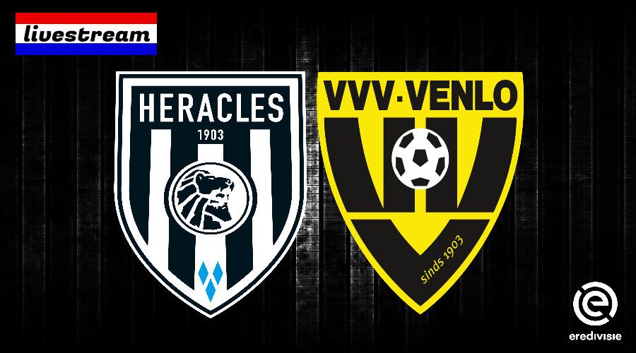 Live stream Heracles - VVV