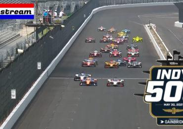 Live stream Indianapolis 500 gratis
