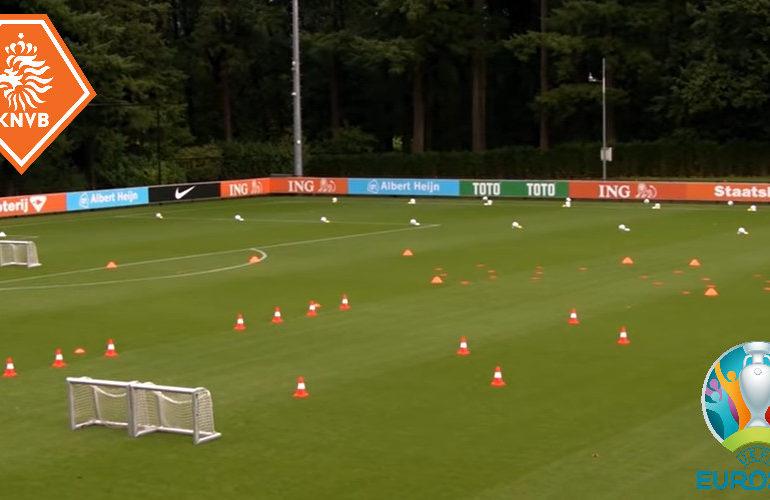 Live stream eerste training Nederlands elftal
