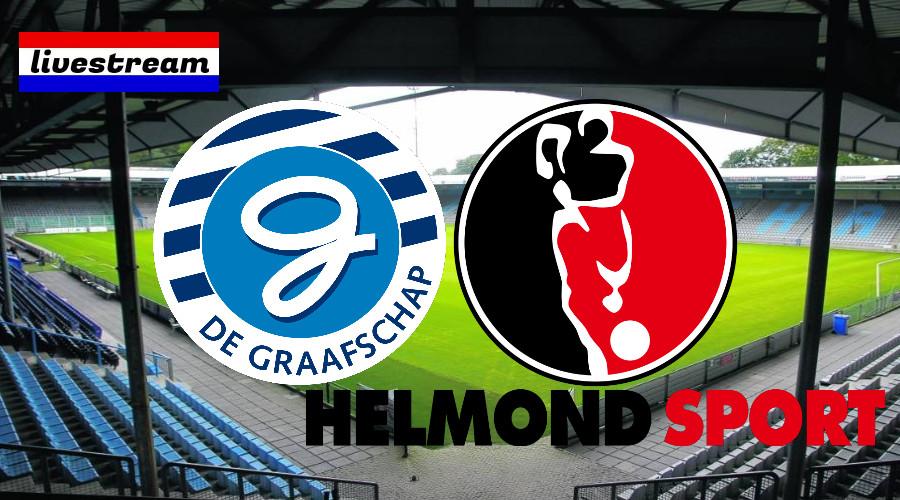 Livestream De Graafschap - Helmond Sport
